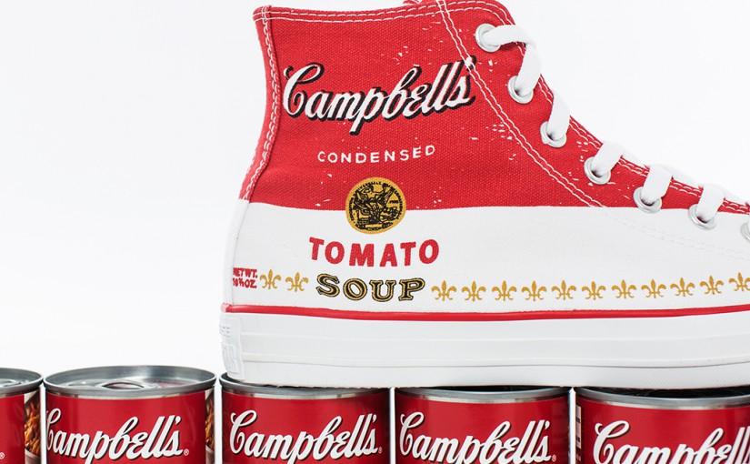 Converse Anuncia Nova Coleção Primavera 2015 Em Parceria Com Andy Warhol