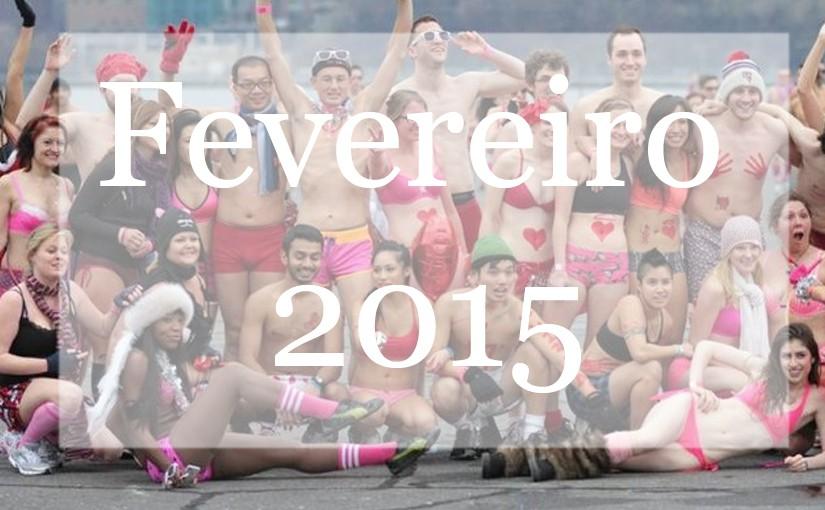 Lista de Eventos Fevereiro-2015 em Nova Iorque