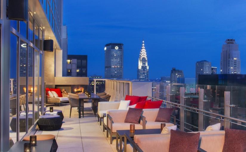 NYC: Nightlife Bar 54 Roof Top Lounge