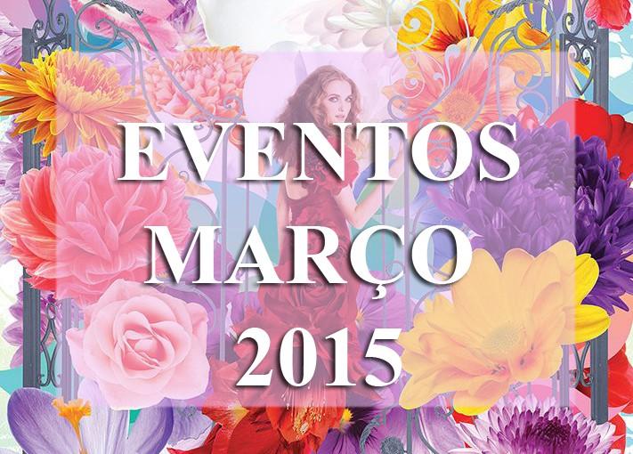 Lista de Eventos Março-2015 em Nova Iorque