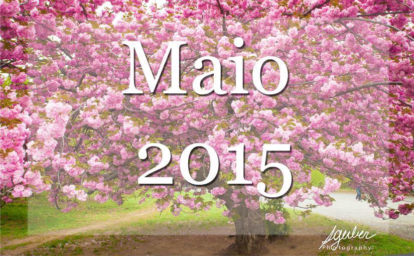 Lista de Eventos em Nova York – Maio-2015